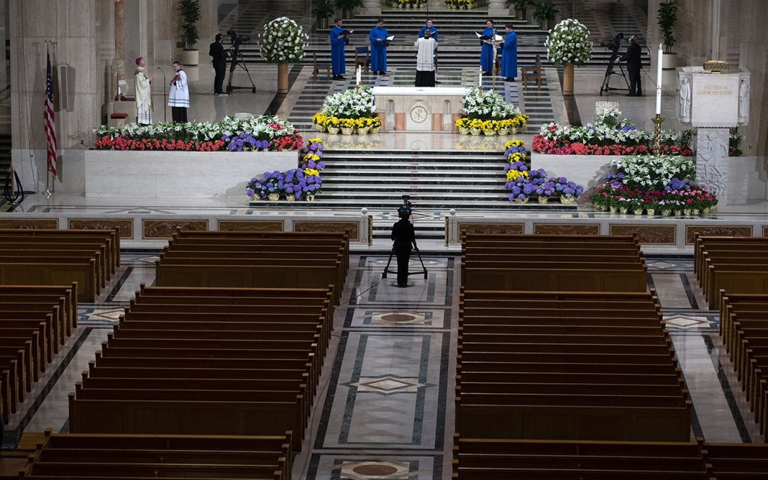 Sunday services can reconvene in D.C.