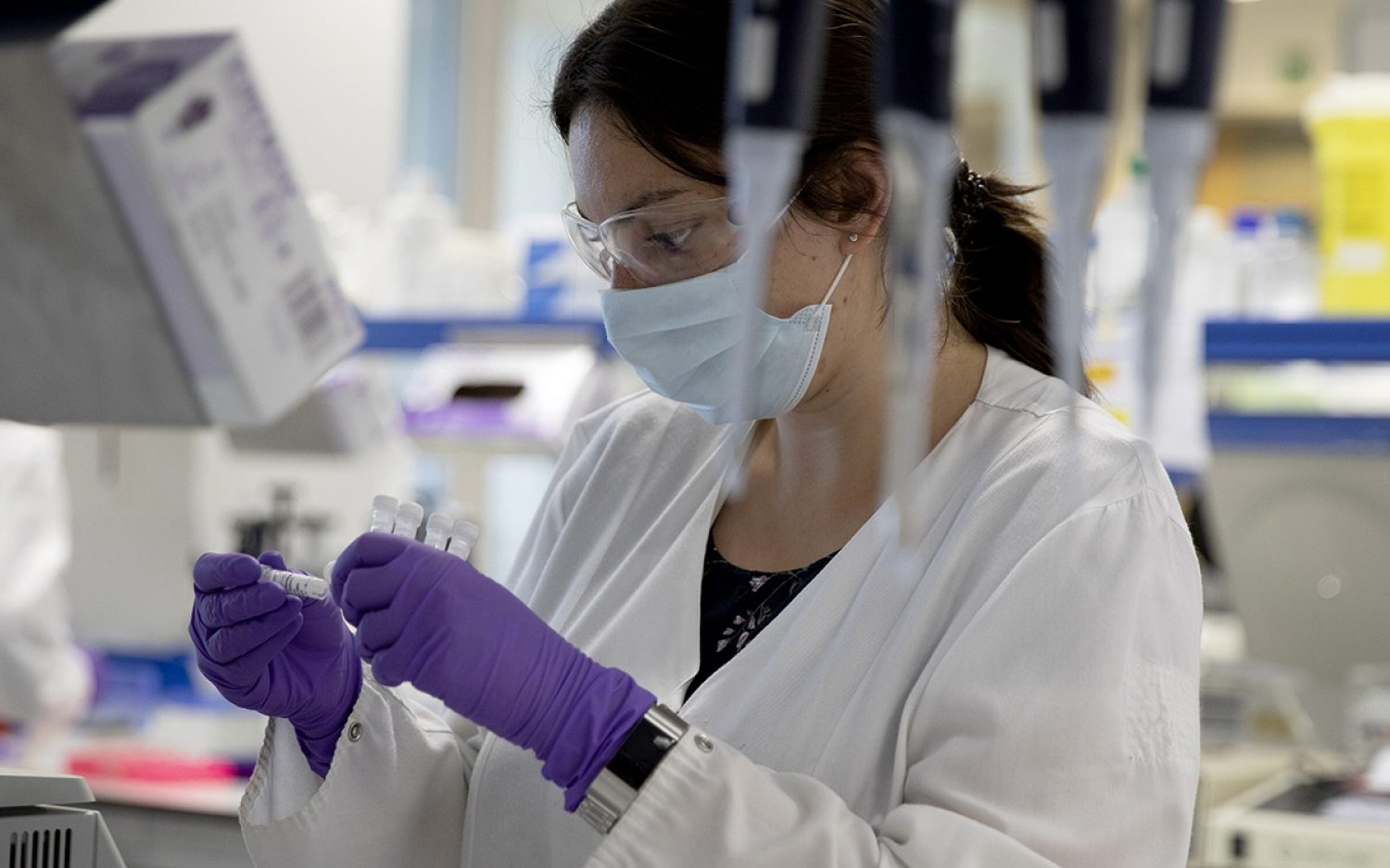 Medical research hits the front page