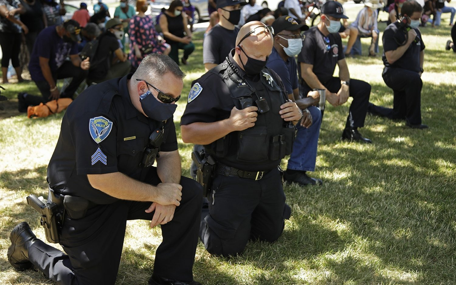 Changing policing for good