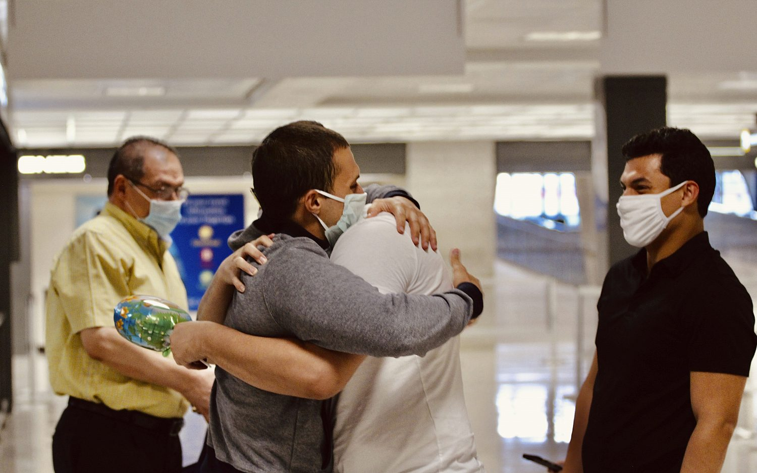 American student released from Egyptian prison