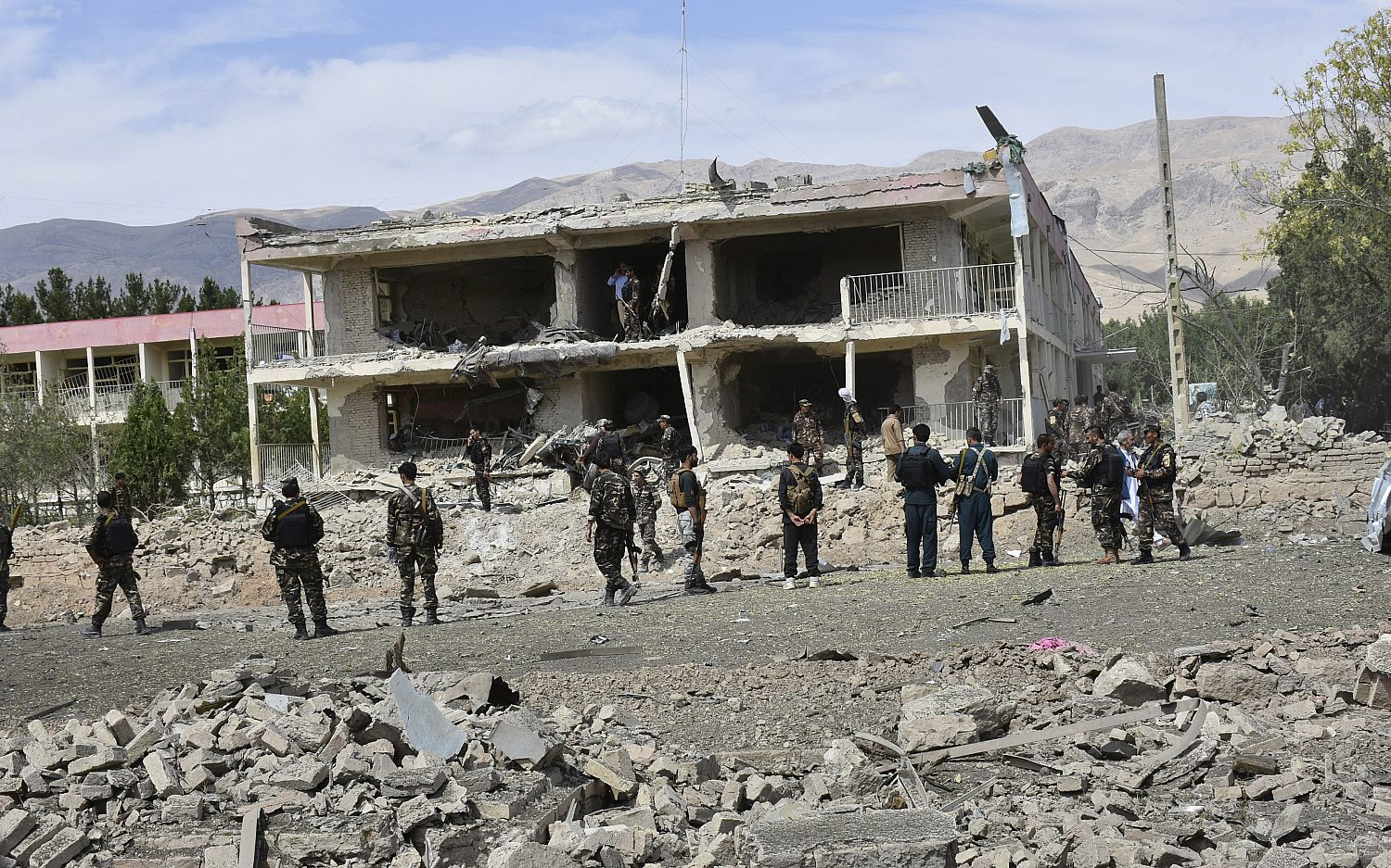 Not all conditions met in Afghanistan agreement