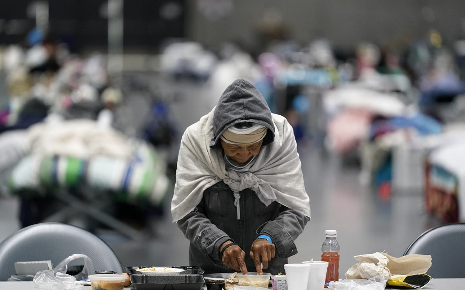 The poor in a pandemic