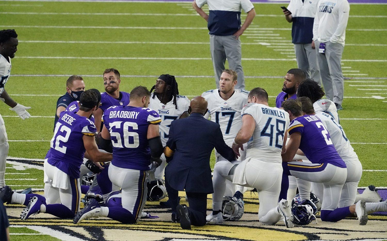 First coronavirus outbreak hits the NFL