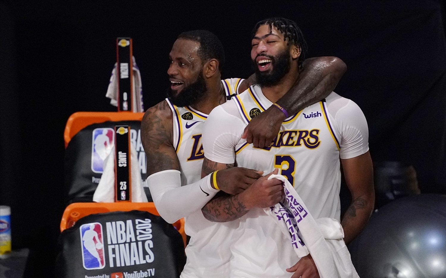 Pandemic finals a bust for NBA