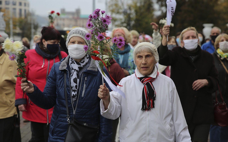 Belarusian opposition leader calls for nationwide strike