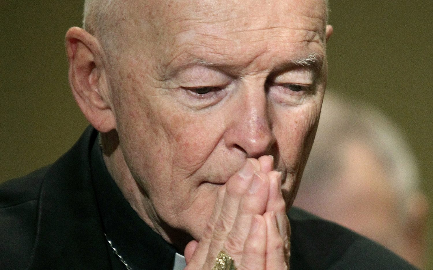 Vatican releases report on accused cardinal
