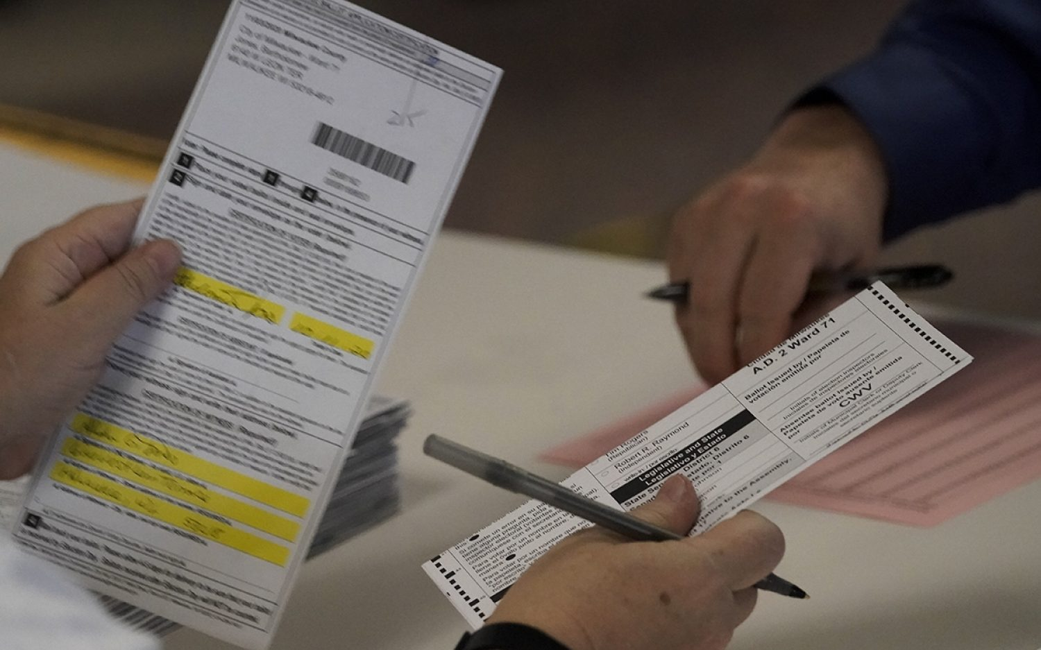 Trump pays for partial recount in Wisconsin