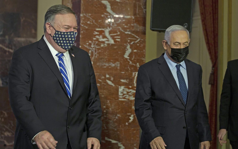 U.S. declares Israeli boycott group anti-Semitic