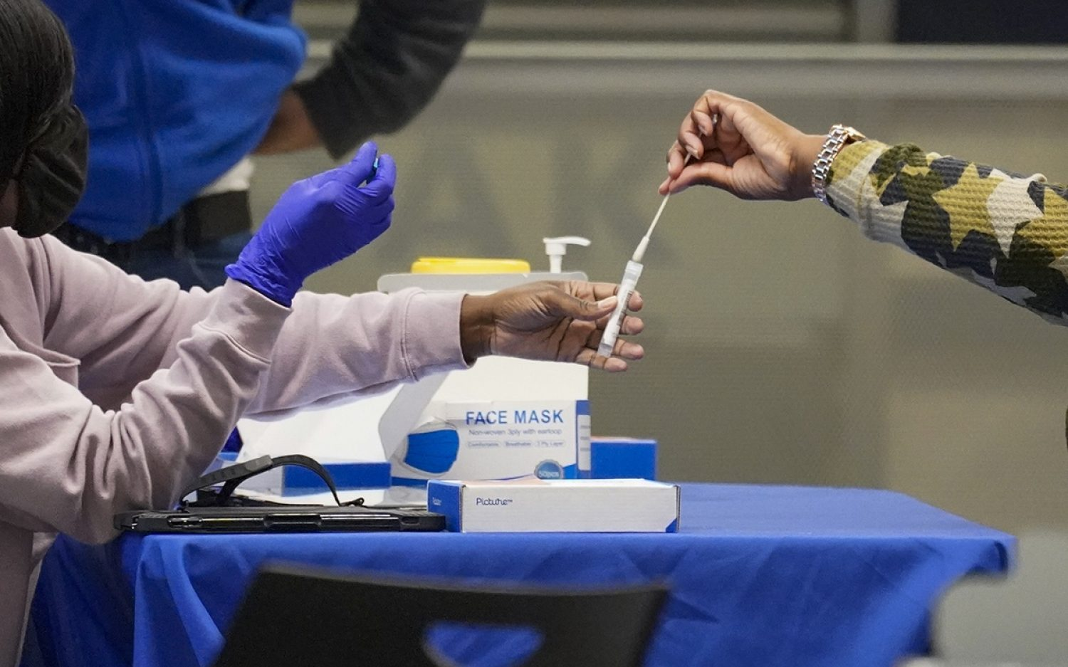 New York City implements virus checkpoints