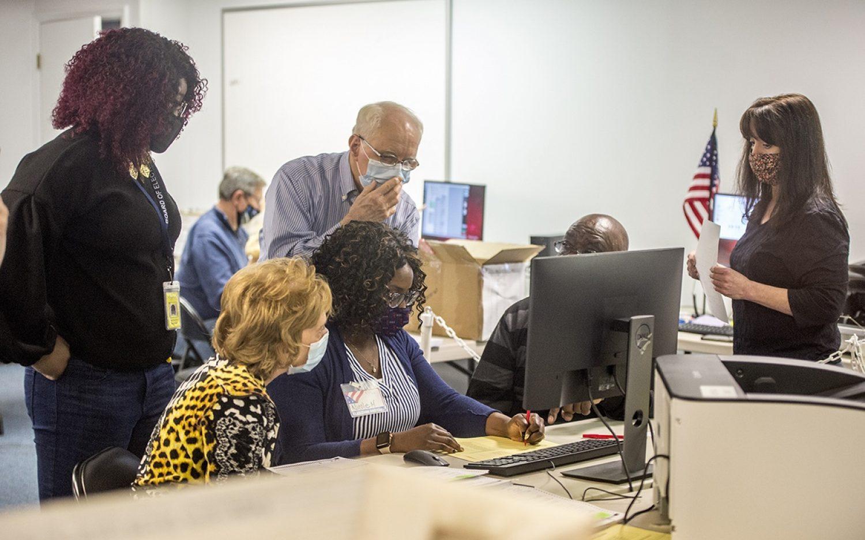 Georgia governor calls for election audit