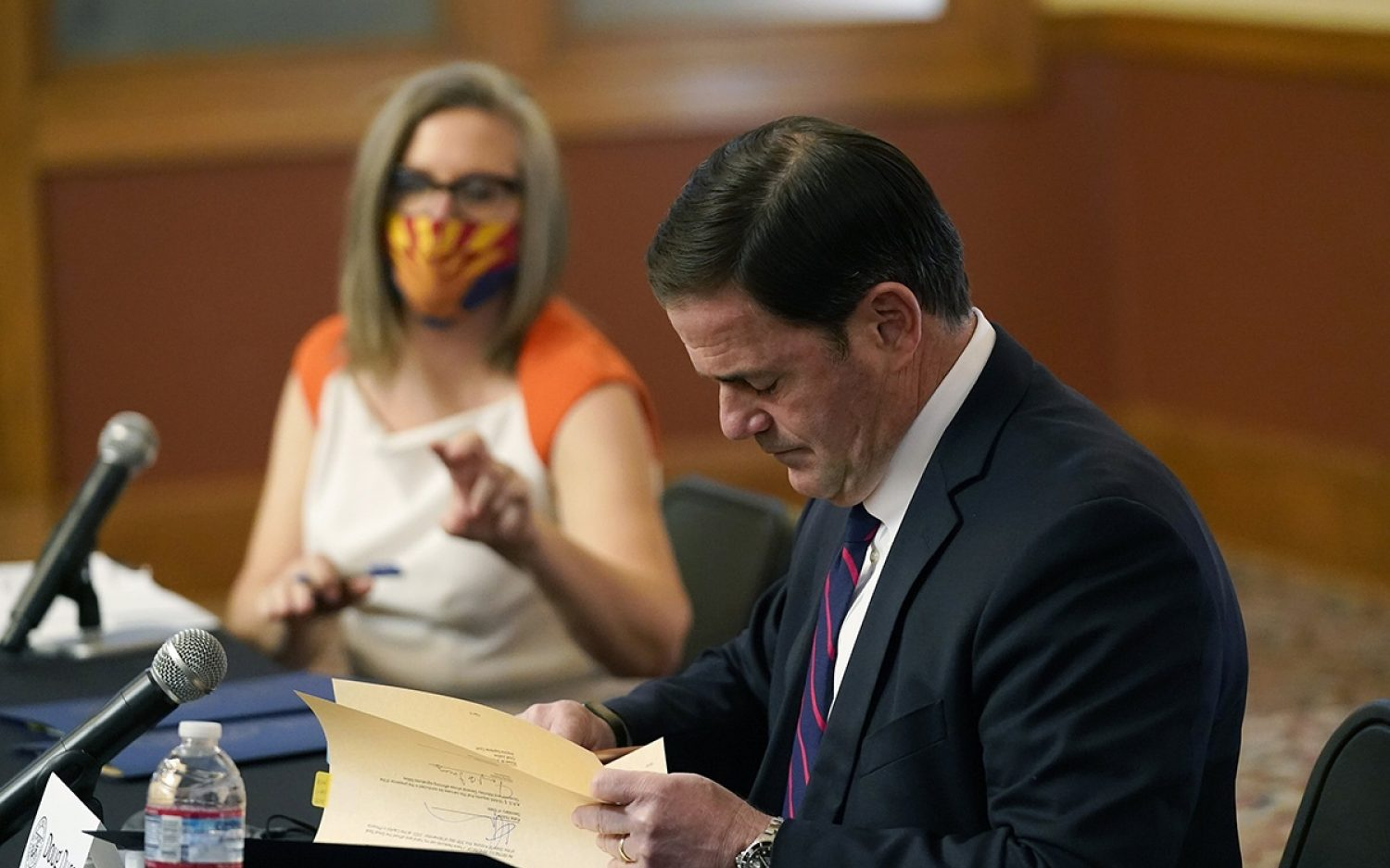 Arizona certifies election results