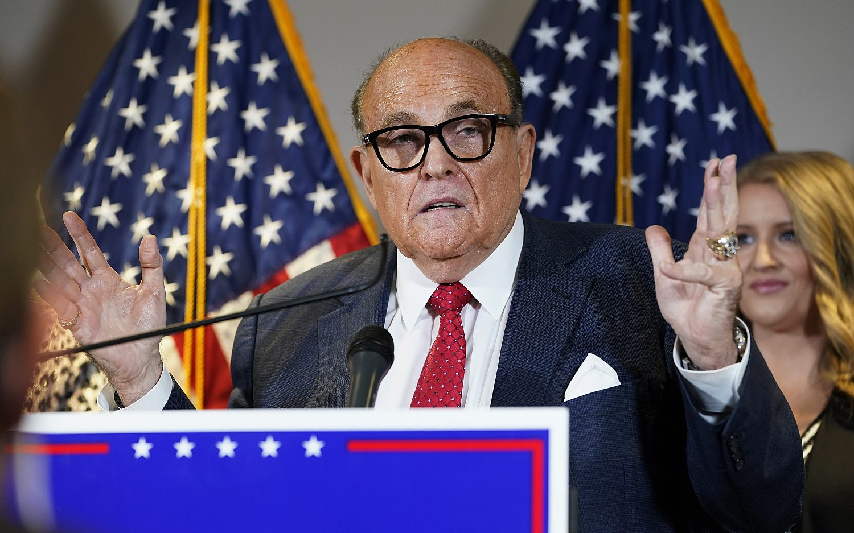 Giuliani contracts coronavirus