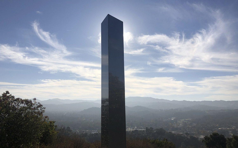 Metal monolith mystery deepens