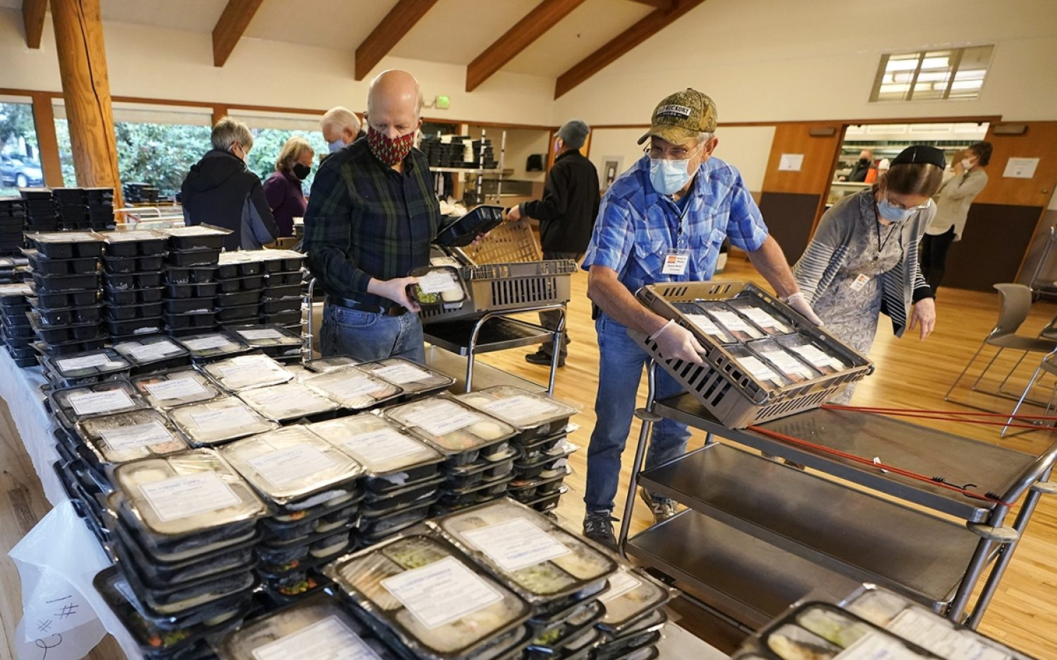 Nonprofits go through valleys and peaks with pandemic giving