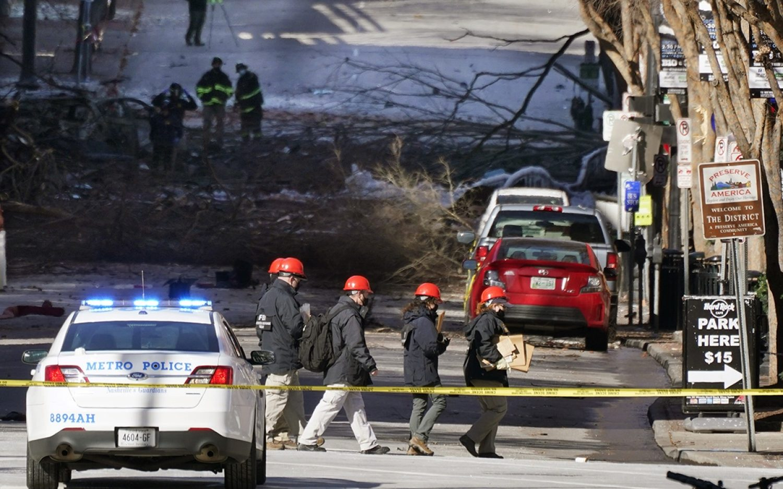 Nashville bombing motive proves elusive