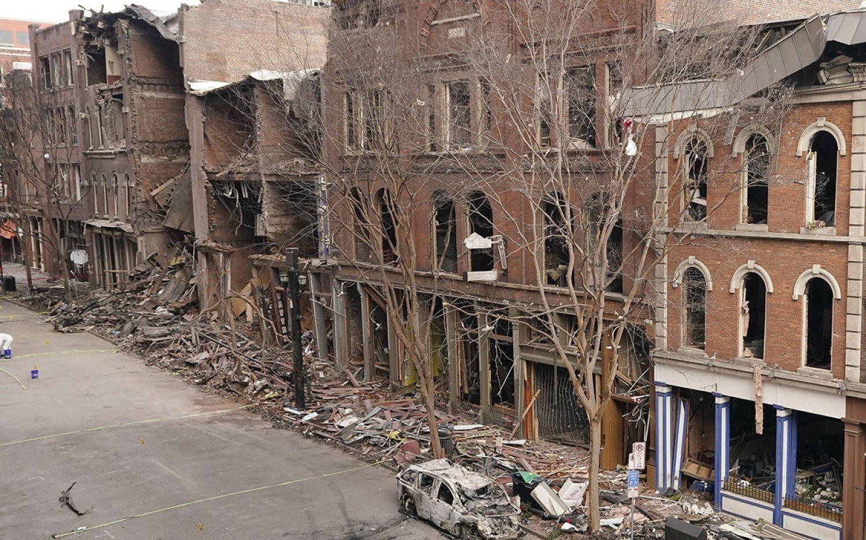 More information surfaces about Nashville bombing suspect