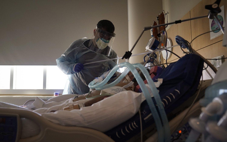 COVID-19 overwhelming LA hospitals