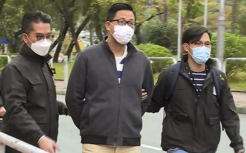 Hong Kong detains democracy activists en masse