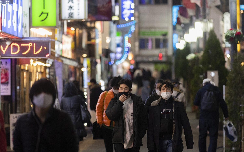 Post-holiday COVID-19 surge hits Japan