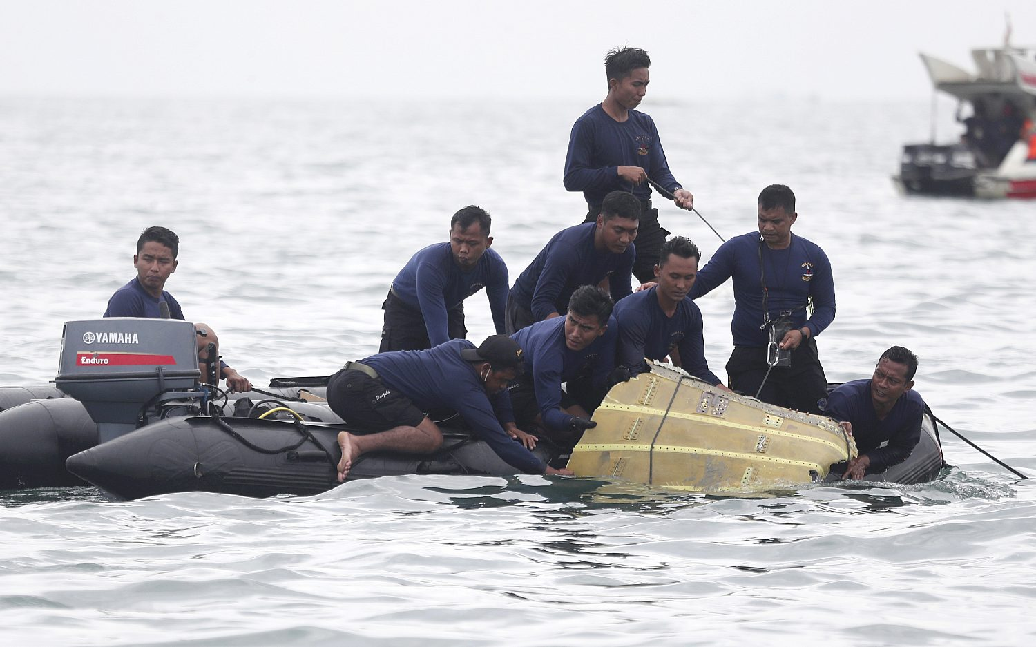 Indonesia continues search after deadly plane crash