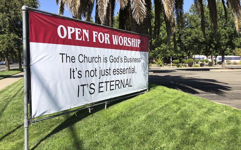 New blows to pandemic worship