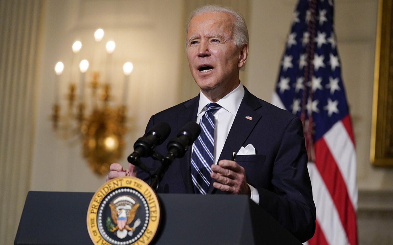 Biden dissolves 1776 Commission