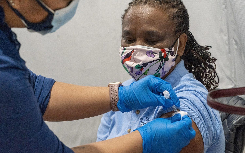 Mistrust, lack of access cause COVID-19 vaccine gaps