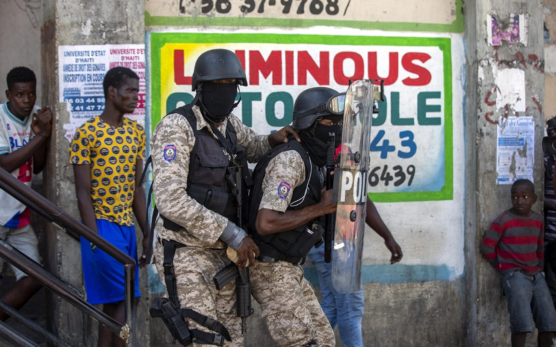 Political turmoil roils Haiti