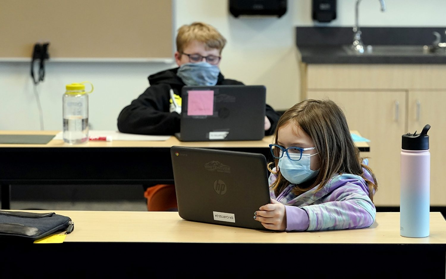 CDC paves the way for more in-person school
