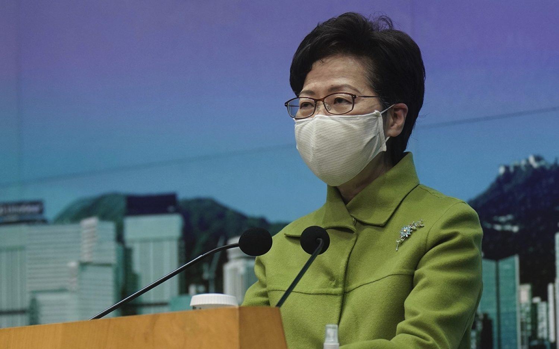 China restricts Hong Kong elections