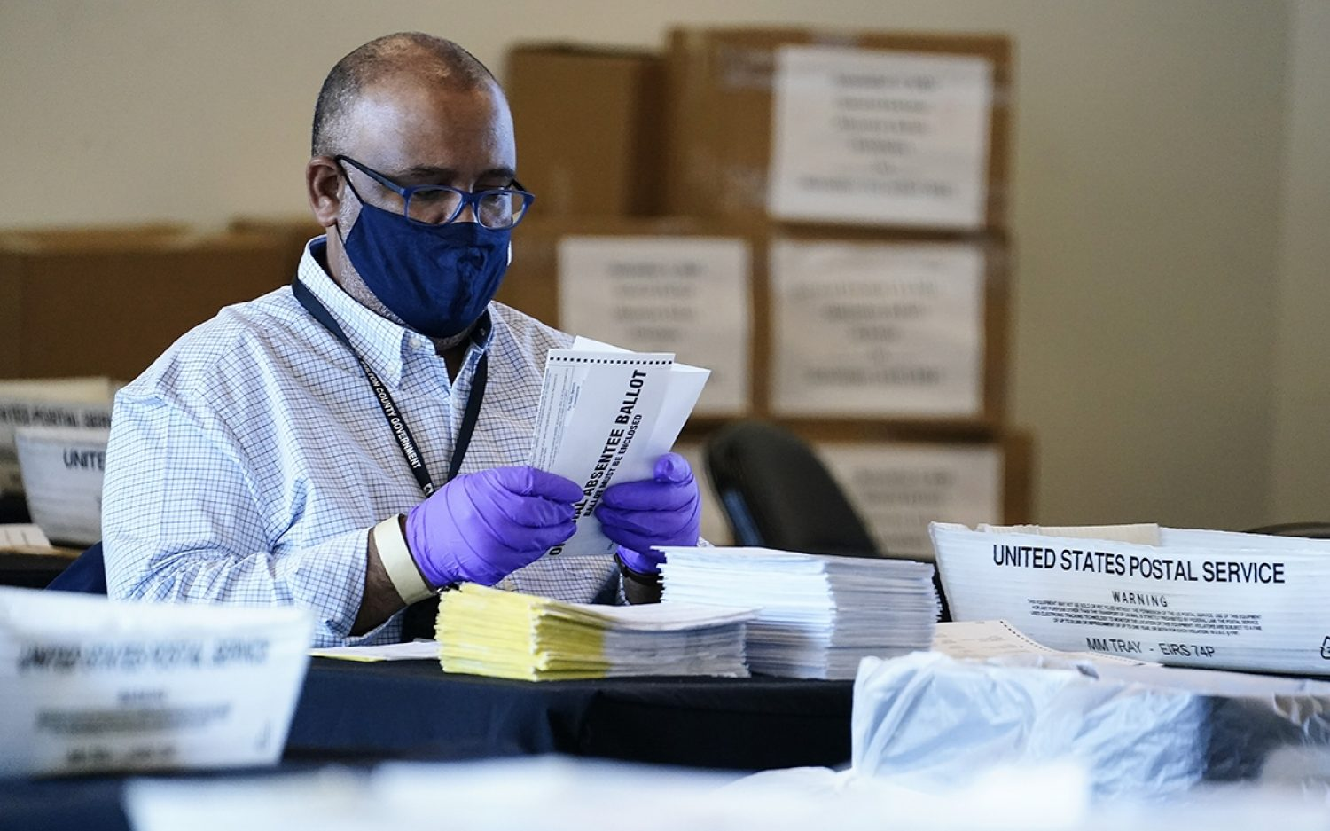Tidying up voter rolls would prevent election fraud