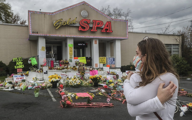 Atlanta shooting highlights sex industry abuse