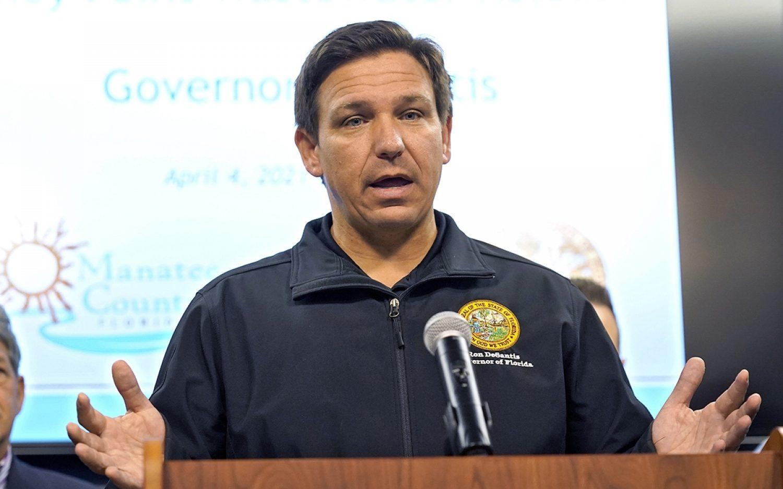 YouTube censors Florida governor