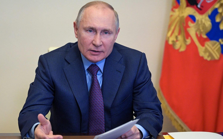 U.S. sanctions Russia
