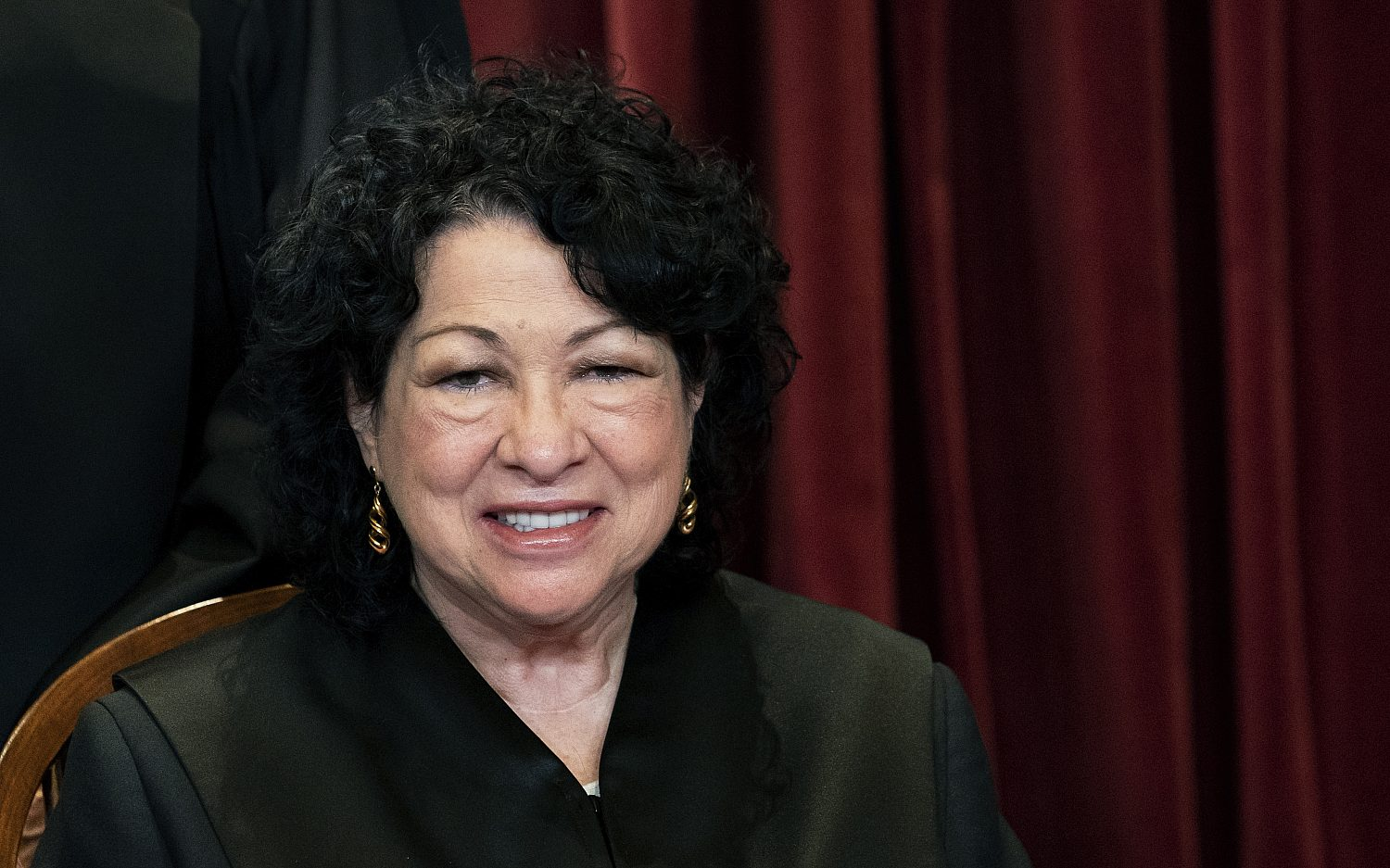 Sotomayor tells Congress to fix First Step Act
