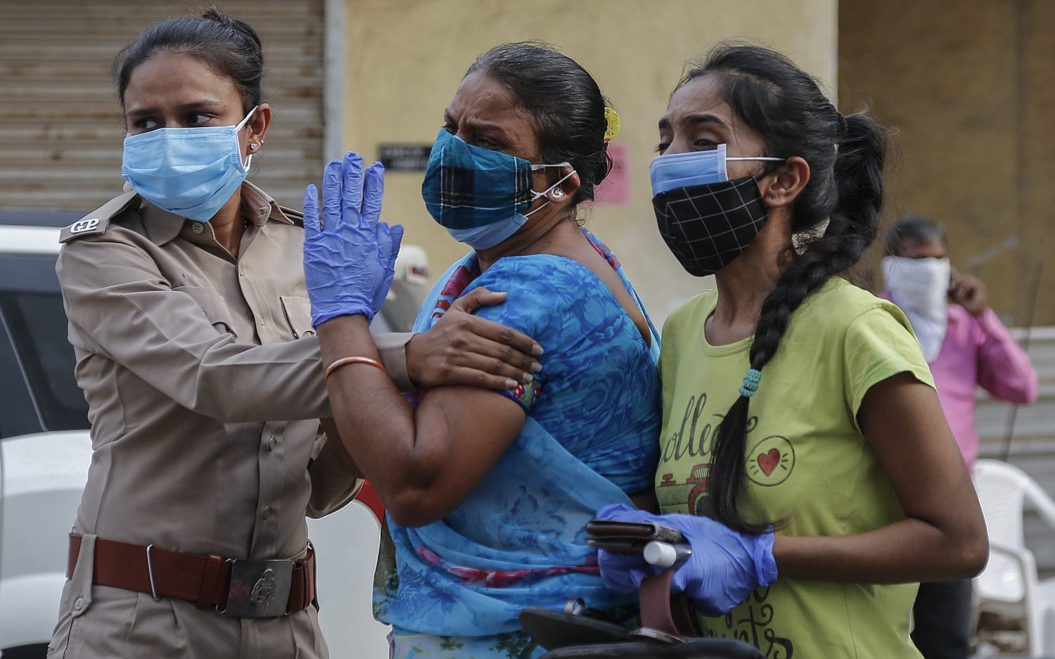 COVID-19 deaths surge in India