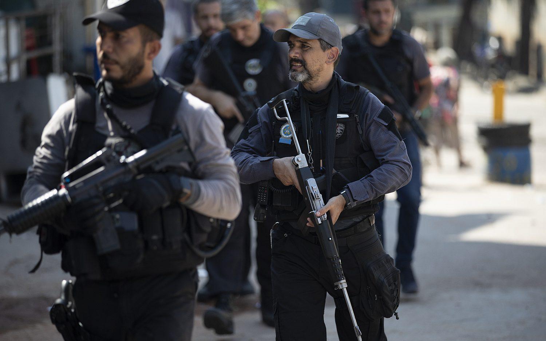 Brazil police raid leaves 25 dead