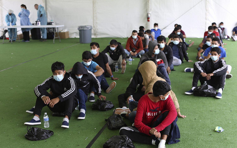 Migrant children detention still a problem