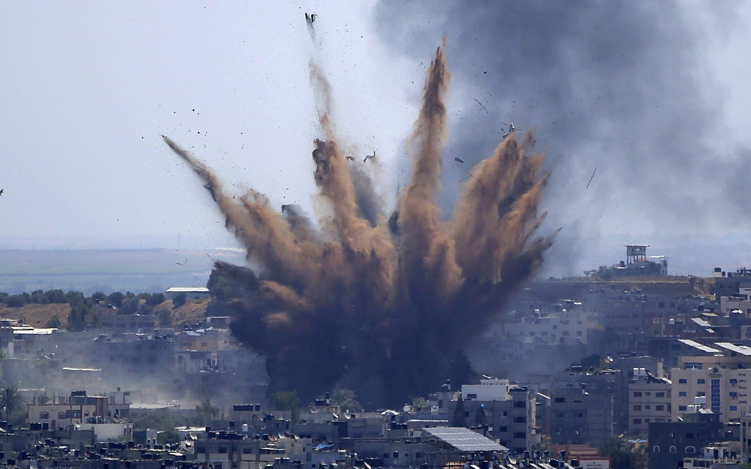 Israel mobilizes for ground invasion in Gaza