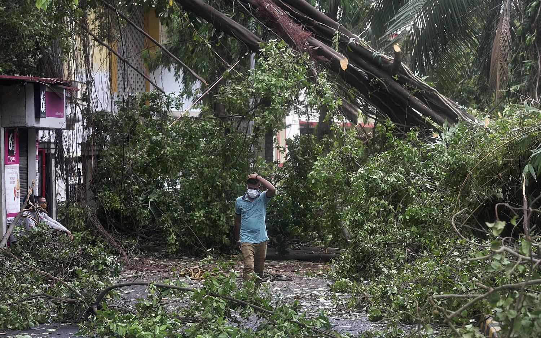 Cyclone Tauktae wreaks havoc across India
