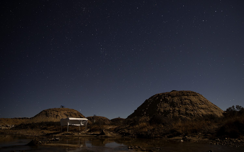 New observatory makes a splash