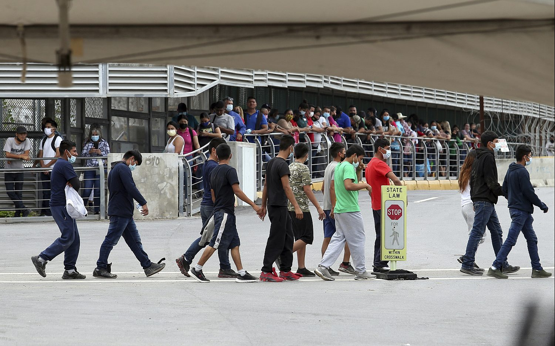 Texas governor declares disaster along southern border