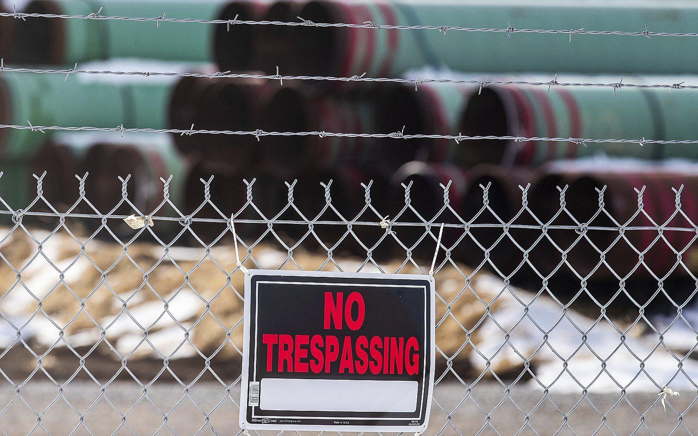 Keystone XL pipeline project scrapped
