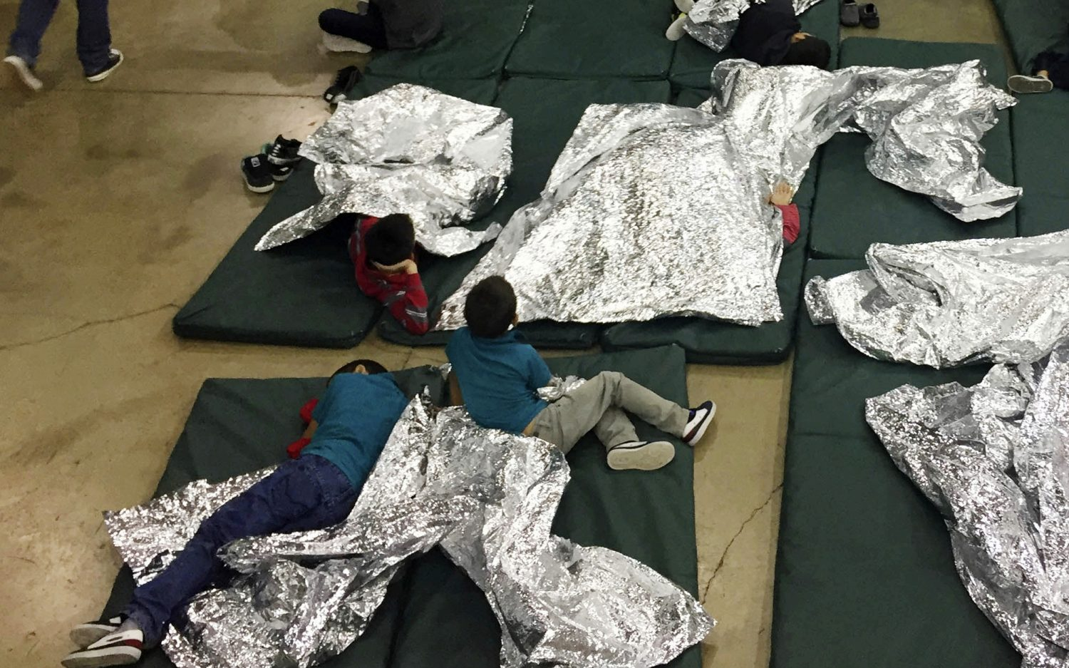 Surge of migrant children brings wave of trauma to U.S.