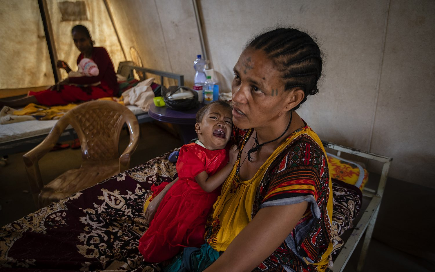 Refugees from Ethiopia's Tigray region recount war suffering