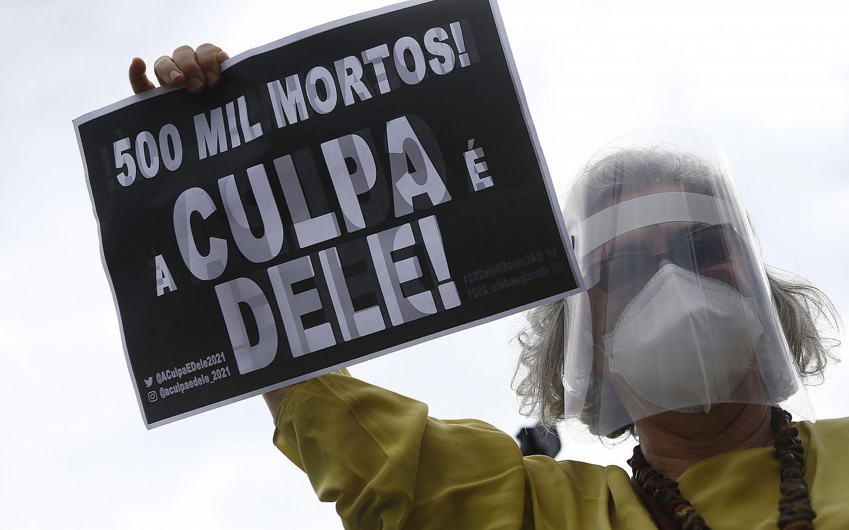 Brazilians demand a more efficient COVID-19 response
