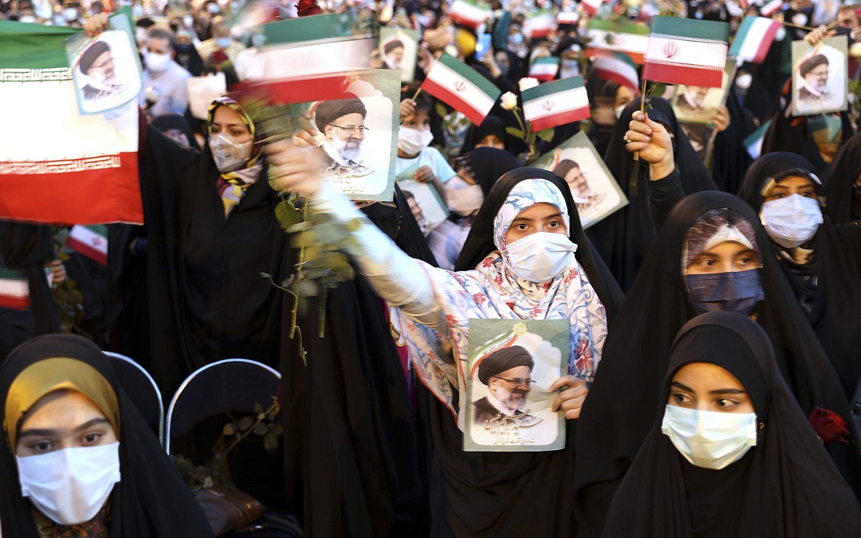 Hard-line cleric wins presidency in Iran