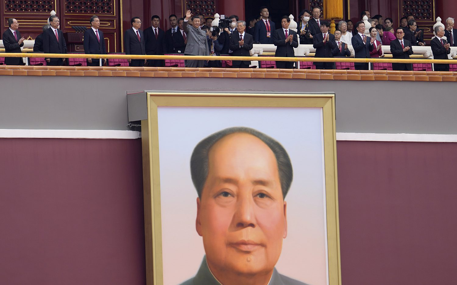 The Chinese Communist Party's violent legacy
