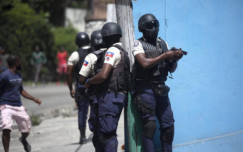 Haiti reels after president's assassination