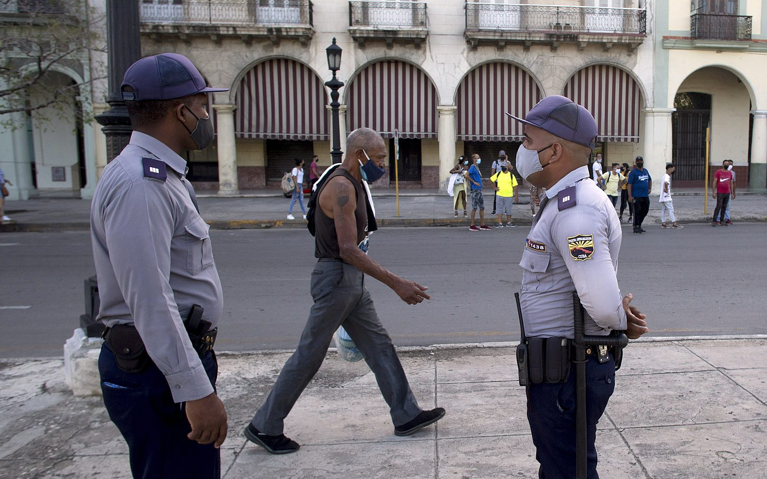 At least one death recorded in Cuban protests